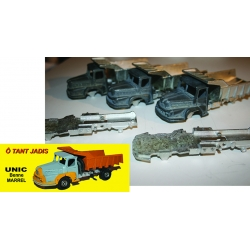 KIT UNIC BENNE MARREL CODE 3 DINKY TOYS