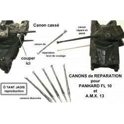 Canon de Réparation  EBR FL 10 / AMX 13