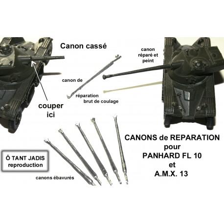 Canon de réparation EBR FL 10 et AMX 13