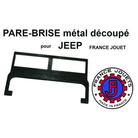 pare brise jeep france jouet tant jadis. Black Bedroom Furniture Sets. Home Design Ideas