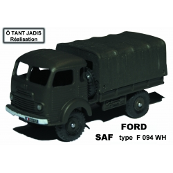 CODE 3 FORD SAF 4X4 MILITARY 1/55th Scale