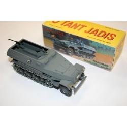 CODE 3  -  SDKFZ 251/1 Ausf B  -  SOLIDO